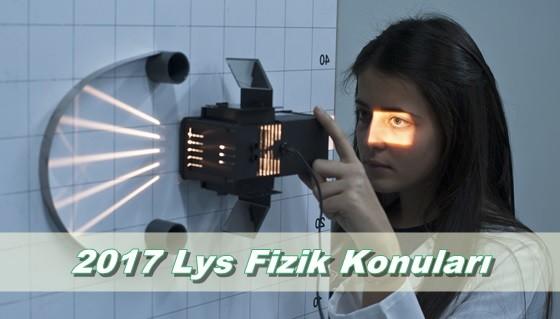 2017-lys-fizik-konulari