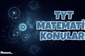 TYT Matematik Konuları ve Soru Dağılımı 2021