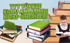 TYT Türkçe Konu Anlatımlı Kitap Önerileri 2020