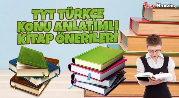 TYT Türkçe Konu Anlatımlı Kitap Önerileri 2021