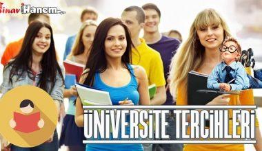 Üniversite Tercihleri Yapılırken Nelere Dikkat Edilmeli?