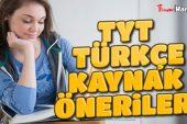 TYT Türkçe Kaynak Önerileri– Kolay, Orta ve Zor Seviye İçin