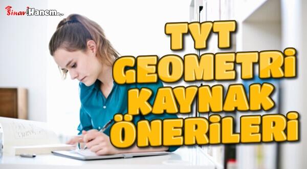 TYT Geometri Kaynak Önerileri – Konu Anlatımlı Kitap ve Soru Bankası İncelemeleri