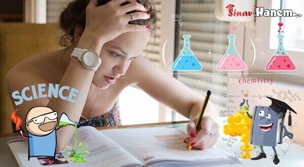 YKS Kimya İçin Nasıl Çalışmalı?