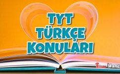 TYT Türkçe Konuları 2019 – Konu Dağılımı – Hangi Konudan Kaç Soru Çıkar?