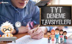 TYT Deneme Tavsiyeleri – Kolay, Orta ve Zor Seviye