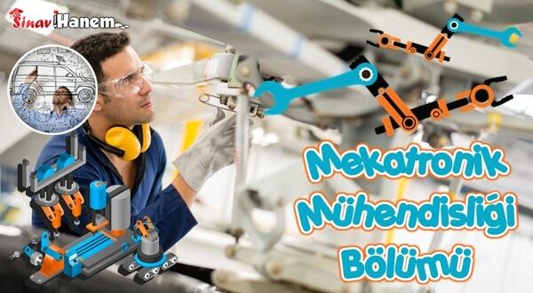 Mekatronik Mühendisliği Puanları, İş İmkânları ve Maaşları