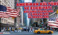 Amerikan Kültürü ve Edebiyatı Bölümü Puanları, İş İmkanları ve Maaşları