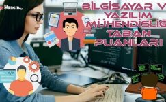 Bilgisayar ve Yazılım Mühendisliği Puanları, İş İmkânları Ve Maaşları