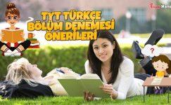 TYT Türkçe Deneme Önerileri 2021| ÖSYM Tarzı Deneme Tavsiyeleri