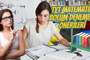 TYT Matematik Deneme Önerileri 2020