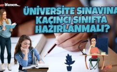 Üniversite Sınavına Kaçıncı Sınıfta Hazırlanmalı?